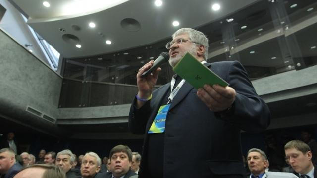 DW: люди Коломойского массово стали депутатами Зеленского