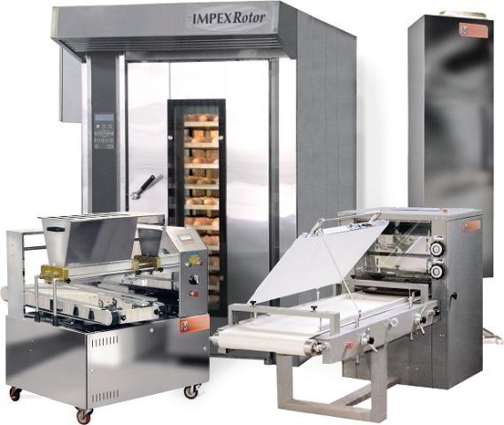 Кондитерское и хлебопекарное оборудование