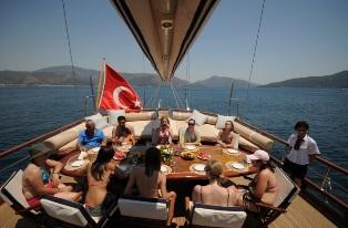 Турция будет субсидировать круизный туризм