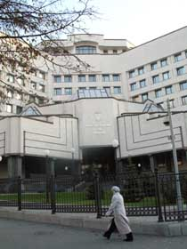 КС позбавив Ющенка права призначати глав судів
