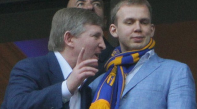 Курченко и Ахметов