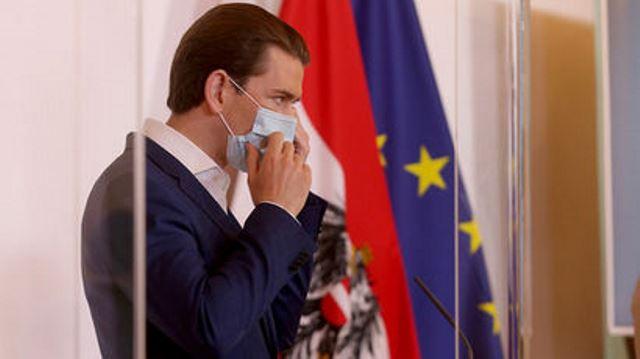 Канцлер Австрии заявил о начале второй волны коронавируса