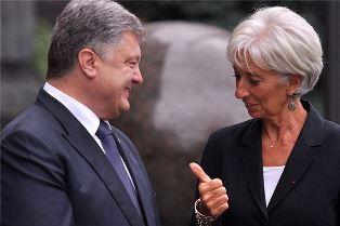 МВФ требует от Украины поднять пенсионный возраст и угрожает не дать транш