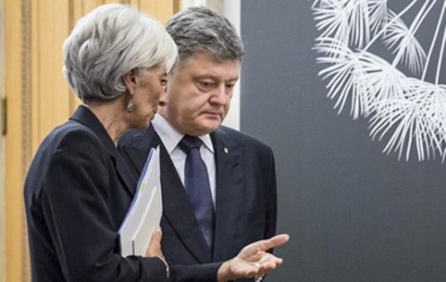 МВФ и США поставили Украине жесткий ультиматум по антикоррупционному законодательству
