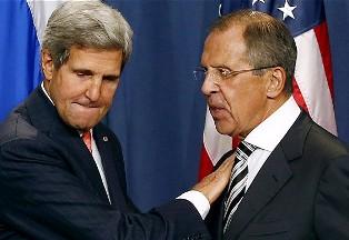Лавров пожаловался Госсекретарю США на Украину