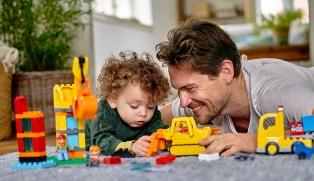 5 причин почему LEGO - лучший подарок для ребенка