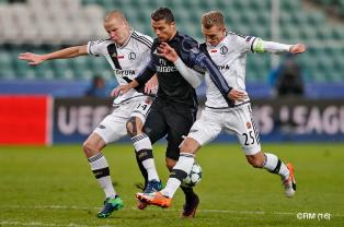 Лига Чемпионов-2016/2017: Легия удивила мадридский Реал