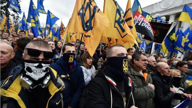 Украинские ультраправые