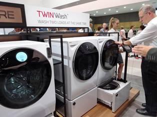Где купить запчасти для стиральных машин LG