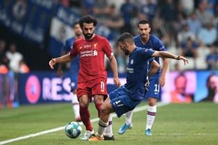 Суперкубок UEFA: Ливерпуль в серии пенальти переигрывает Челси