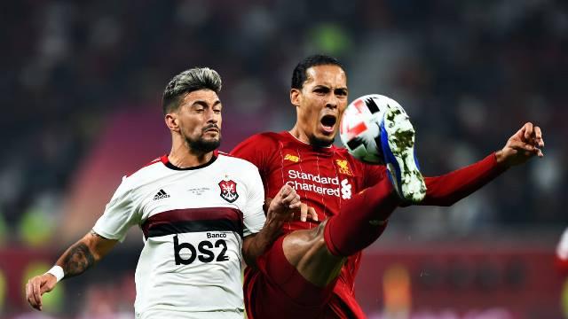 Клубный ЧМ: Ливерпуль обыграл Фламенго в овертайме
