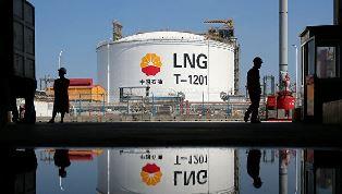 Сила Сибири больше не нужен? Китай открывает рынок для газа из США