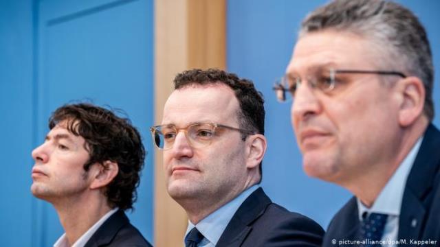 Немецкие эксперты призывают не паниковать из-за коронавируса
