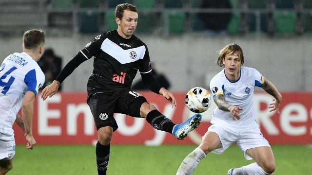Лига Европы: Динамо не смогло обыграть Лугано, уверенные победы Арсенала и ПСВ