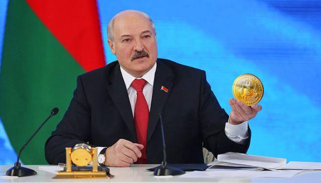 Лукашенко призвал белорусов начать майнить криптовалюту