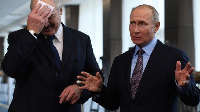 Сдача суверенитета Беларуси: зачем Лукашенко едет к Путину