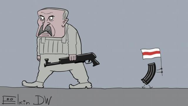 Протесты в Беларуси: Лукашенко уже проиграл, но без кровопролития не уйдет