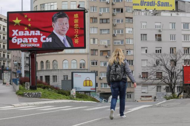 COVID-война между Западом и Китаем: во Франции вызвали на ковер посла КНР