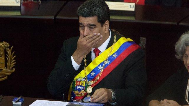 Reuters: Мадуро продает в ОАЭ золотовалютные запасы Венесуэлы