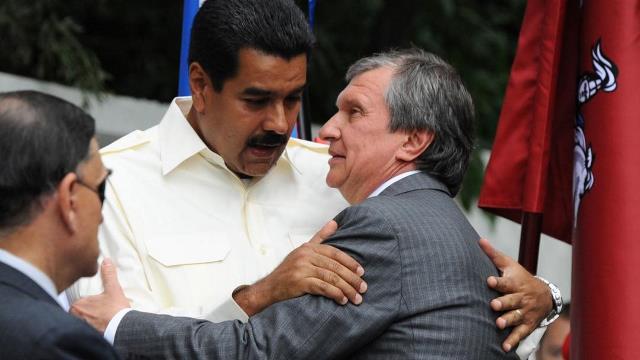 Мадуро обвалил акции Роснефти