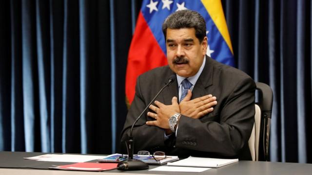 Кризис в Венесуэле: США лишат Мадуро источников дохода