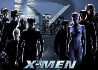 X Men slot