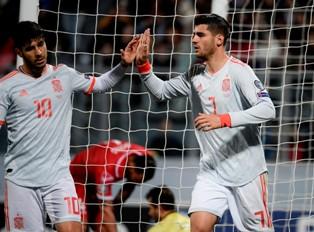 Евро-2020: Испания и Италия выходят в лидеры, скандинавский триллер в Осло  ...