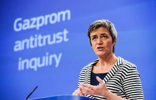 Еврокомиссар по конкуренции: Северный поток-2 противоречит интересам ЕС