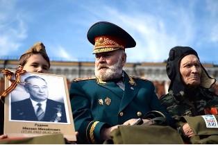 В России разоблачили фейкового маршала на параде победы в Москве