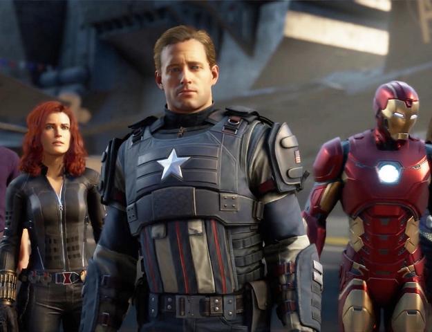 В сети появилось промо компьютерной игры Marvel's Avengers
