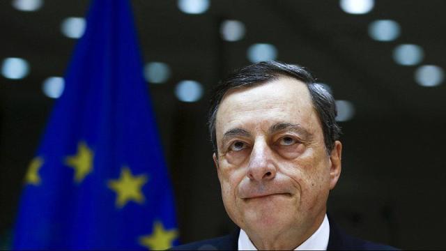 Европейский центробанк сохранил базовую ставку на уровне 0%