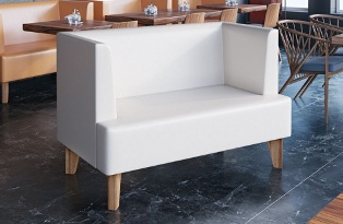 Как выбрать мягкую мебель для общепита и кондитерский инвентарь