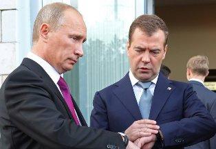 Илларионов: в России идет переворот, оставка Медведева и Путина ожидается в ...