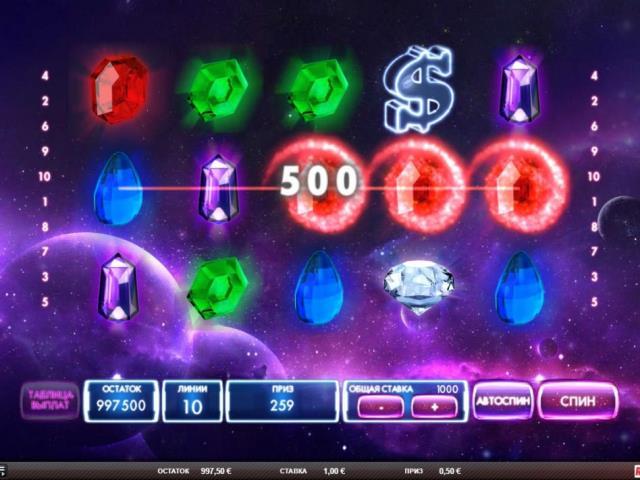Обзор игры Mega Stellar на официальном сайте казино Джойказино