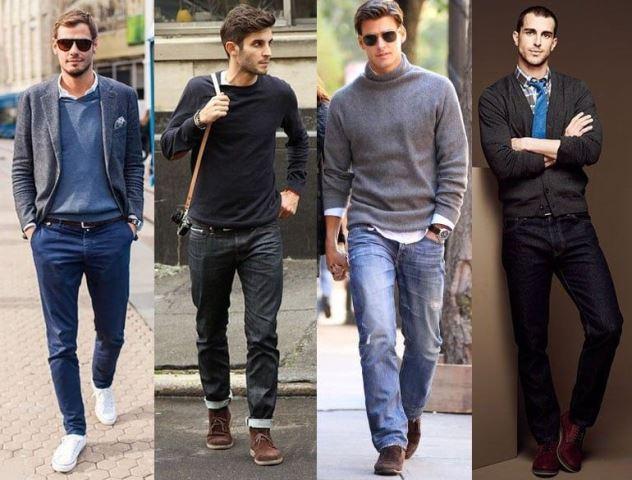 Как добавить красок в мужской гардероб