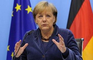 Меркель официально заявила о намерении баллотироваться на четвертый срок