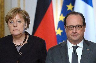 Германия, Франция и Италия блокируют безвизовый режим между Украиной и ЕС