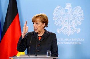 Меркель Путину: новая встреча возможна только после реального прогресса по  ...