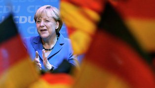 Меркель выбирает перевыборы?