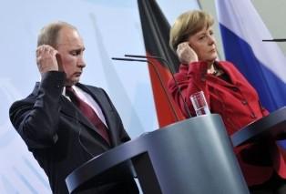 Меркель раздражена политикой Путина и кардинально меняет тактику