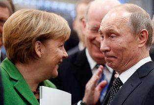 Меркель и Путин ведут тайные переговоры по Украине