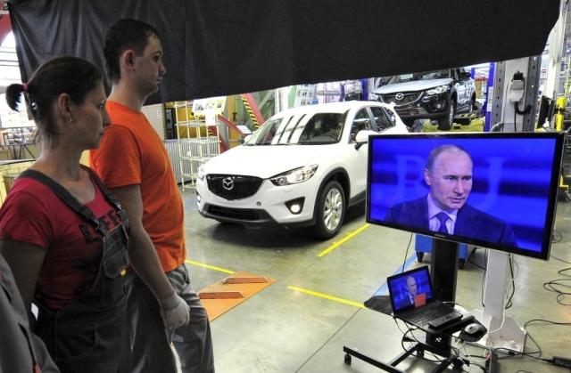Аудитория российского ТВ в Германии — более 2 млн человек / ТАСС