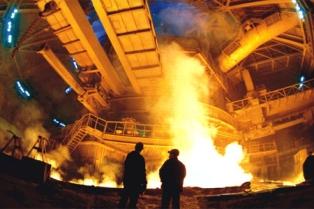 Украинская металлургия впервые с начала 2014 года показала рост