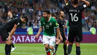 Кубок Конфедераций: Новая Зеландия едва не обыграла Мексику