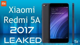 В сети появились первые подробности нового смартфона Xiaomi Redmi 5a