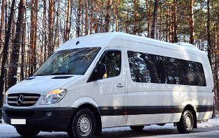 Аренда пассажирского микроавтобуса для организации корпоративного тимбилдинга на природе