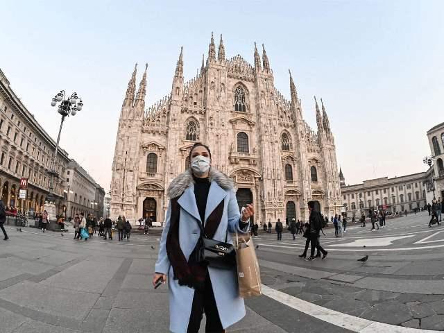 Коронавирус в Италии: видео из больницы Милана
