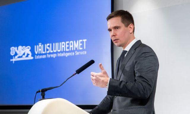 Разведка Эстонии: РФ вмешивается в дела ЕС и готовится к войне с НАТО