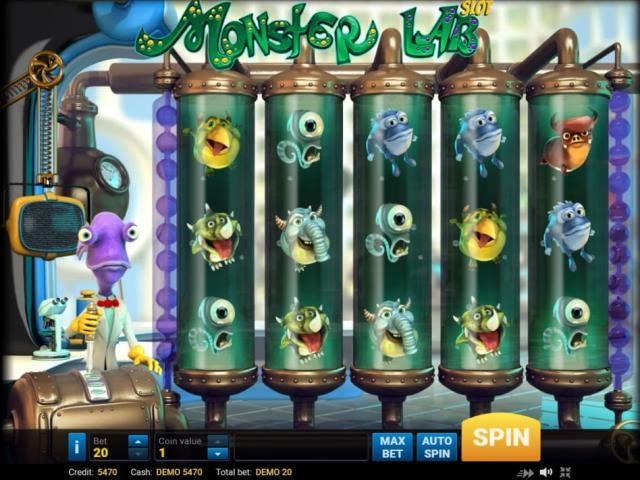 Секретная лаборатория: обзор игры Monster Lab