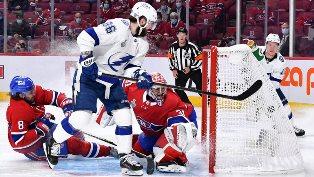NHL: Тампа обыграла Монреаль и находится в шаге от победы в Кубке Стэнли